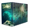 Galactic Empires: Eight Novels of Deep Space Adventure - Chris Reher, David VanDyke, M. Pax, Felix R. Savage, Joseph R. Lallo, Patty Jansen, Mark E. Cooper, Daniel Arenson