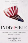 Indivisible: Restoring Faith, Family, and Freedom Before It's Too Late - James Robison, Jay W. Richards