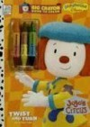 JoJo's Circus twist and turn with Crayons (Playhouse Disney) - Dalmatian Press