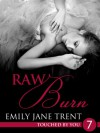 Raw Burn: 7 (Touched By You) - Emily Jane Trent