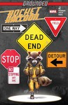 Rocket Raccoon (2016-) #2 - Matthew Rosenberg, Jorge Coelho, David Nakayama