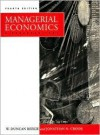 Managerial Economics - W. Duncan Reekie, Jonathan N. Crook