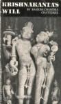 Krishnakanta's Will - Bankim Chandra Chattopadhyay, J.C. Ghosh