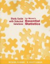 Essential Statistics Student Study Guide With Solutions - David S. Moore