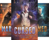 The Thrice Cursed Mage (5 Book Series) - J.A. Cipriano