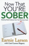 Now That You're Sober: Week-by-Week Guidance from Your Recovery Coach - Earnie Larsen, Carol Larsen Hegarty