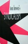 Syndicalism - Tom Brown