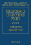The Economics Of Innovation Policy - Albert N. Link
