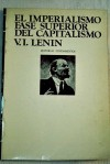 El imperialismo, fase superior del capitalismo - Vladimir Ilyich Lenin