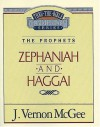 Thru the Bible Commentary Vol. 31: The Prophets (Zephaniah and Haggai) - J. Vernon McGee
