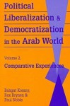 Political Liberalization and Democratization in the Arab World - Rex Brynen, Bahgat Korany