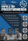 Erfolg bei Pokerturnieren: Von der ersten bis zur letzten Hand - Band 1 (German Edition) - Jon Turner, Eric Lynch, Eike Adler