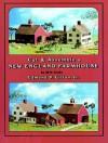 Cut & Assemble New England Farmhouse - Edmund V. Gillon