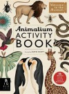 Animalium Activity Book (Welcome to the Museum) - Katie Scott, Katie Scott