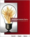 Additional Calculus Topics for Calculus for Business, Economics, Life Sciences & Social Sciences - Raymond A. Barnett, Michael R. Ziegler, Karl E. Byleen