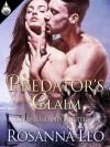 Predator's Claim - Rosanna Leo