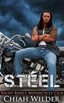 STEEL: Night Rebels Motorcycle Club (Night Rebels MC Romance Book 1) - Chiah Wilder, Hot Tree Editing