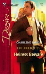Heiress Beware - Charlene Sands