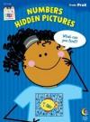 Numbers Hidden Pictures, Grade PreK - Creative Teaching Press