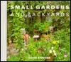Small Gardens and Backyards - David Stevens