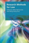 Research Methods for Law - James Hogg, Peter Garside