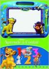 Disney: Aprende a Contar: Disney Learn to Count, Spanish-Language Edition - Silver Dolphin En Espanol