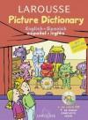 Larousse Picture Dictionary: English-Spanish/Spanish-English - Natacha Diaz, Peter Brophy, Steve Lemberg