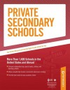 Private Secondary Schools 2011-2012 - Peterson's, Peterson's