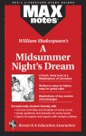 Midsummer Night's Dream, A (MAXNotes Literature Guides) - Gail Rae, English Literature Study Guides