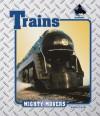Trains - Sarah Tieck