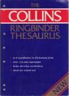The Collins Ringbinder Thesaurus - Patrick Hanks