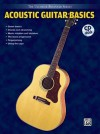 Ultimate Beginner Acoustic Guitar Basics: Steps One & Two, Book & CD [With CD] - Keith Wyatt