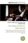 The Elder Scrolls III: Morrowind - Sam B Miller II