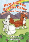 How The Fox Got His Color Portuguese - Adele Marie Crouch, Megan Gibbs, Charlotte Hu