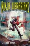 The Ninja Librarians: The Accidental Keyhand - Jen Swann Downey