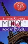 Merde rok w paryżu wyd.kieszonkowe - Stephen Clarke
