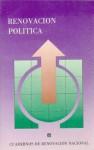 Renovacion Politica - Fondo de Cultura Economica