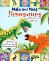 Make and Meet Dinosaurs and Pre-Historic Animals - Ruth Wickings