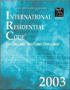 International Residential Code: For One- And Two-Family Dwellings - International Code Council