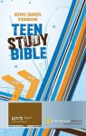 Teen Study Bible-KJV - Lawrence O. Richards, Sue W. Richards