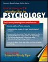 Introduction to Psychology: Psychology (Harcourt Brace College Outline Series) - Robert J. Sternberg