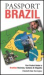 Passport Brazil - Elizabeth Ann Herrington