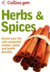 Herbs & Spices - Nicola Woods