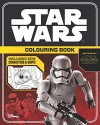 Star Wars The Force Awakens: Colouring Book (Star Wars Colouring Books) - Lucasfilm