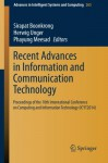 Recent Advances in Information and Communication Technology: Proceedings of the 10th International Conference on Computing and Information Technology ... Systems and Computing) (Volume 265) - Sirapat Boonkrong, Herwig Unger, Phayung Meesad