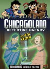 #04 The Big Flush (Chicagoland Detective Agency) - Trina Robbins, Tyler Page