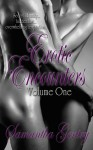 Erotic Encounters: Volume One - Samantha Gentry