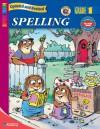 Spectrum Spelling, Grade 1 (Mercer Mayer's Little Critter Workbooks) - School Specialty Publishing, Mercer Mayer, Spectrum