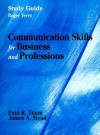 Communication Skills in Business - Roger Terry, James A. Stead, Paul R. Timm