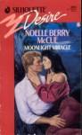 Moonlight Miracle (Silhouette Desire #694) - Noelle Berry McCue